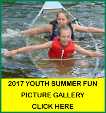 2017 Youth Summer Fun Banner