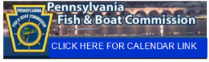 Calendar Link to PA Fish & Boat
