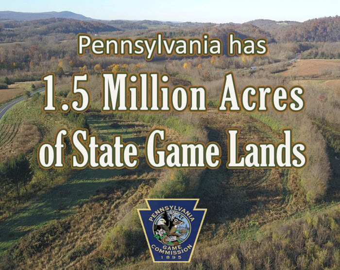1.5 Million Acres of State Game Lands