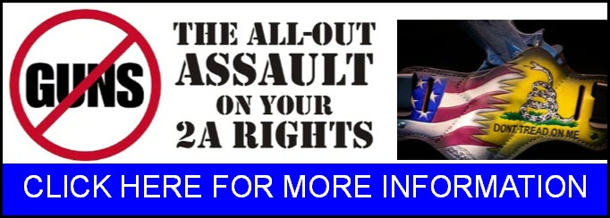 All out Assault on 2nd Amendment Rights