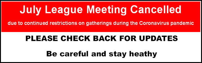 July 2020 Meeting Cancelled